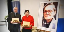 Father Romuald Jakub Weksler-Waszkinel and Zofia Radzikowska are the winners of this year's Stanisław Musiał Prize. The winners of the award are decided annually by a committee led by the JU Rector and composed of members of important Kraków institutions as well as Jewish and Christian communities